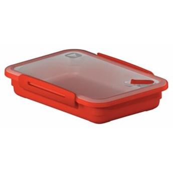 Pojemnik plastikowy ROTHO Memory 1128702792 0.9 L Pomarańczowy