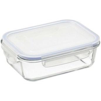 Pojemnik szklany PLAST TEAM Lyngby 53330802 1 L Przezroczysty