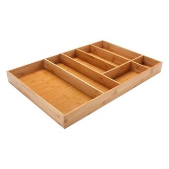 Wkład do szuflad 70 cm bambus Delinia iD