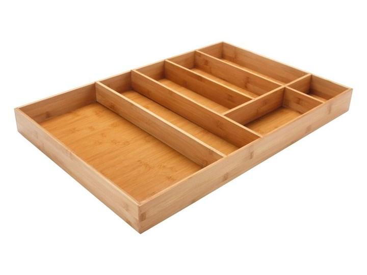 Wkład do szuflad 70 cm bambus Delinia iD Organizer do szuflady Kategoria