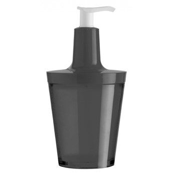 Dozownik do mydła Flow czarny 5879526