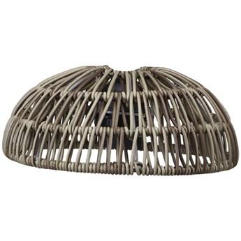 Rattanowa lampa wisząca Hue naturalna 20cm