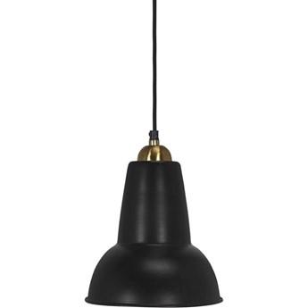Mała lampa wisząca Scottsville czarny mat 21cm