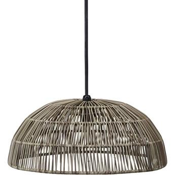 Rattanowa lampa wisząca Hue naturalna 45cm