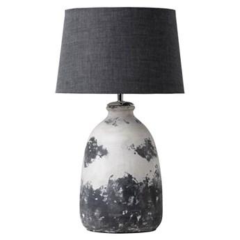 Stołowa lampa terakota Cliff rustykalna (podstawa)