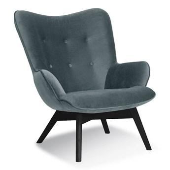 CHERUB chair gray / black leg / PA06