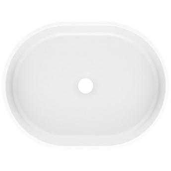 Umywalka nablatowa OLIB 48 Biały