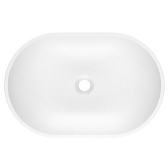 Umywalka nablatowa OLIB 60 Biały