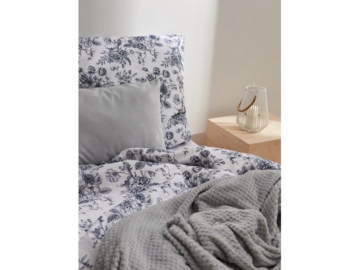 Sinsay - Komplet pościeli z bawełny 200x220 - Biały 200x220 cm Bawełna Kategoria Komplety pościeli