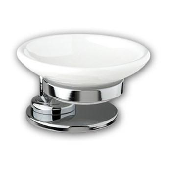 Ivab Cri mydelniczka stojąca ceramiczna chrom CRI14/2