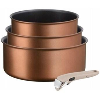 Zestaw garnków TEFAL Ingenio Eco L6759003 (4 elementy)