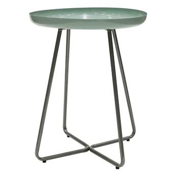 Zielony stolik kawowy minimalistyczny - Lixi