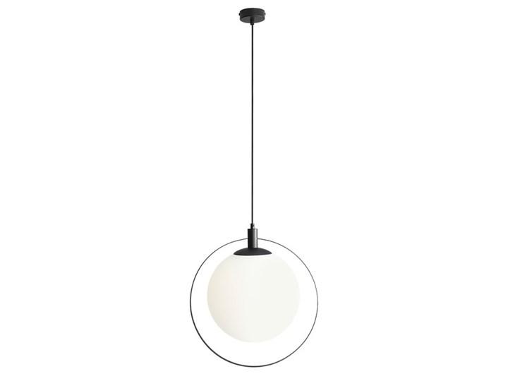 Designerska lampa wisząca Bersi Złoty Metal Szkło Lampa LED Ilość źródeł światła 1 źródło