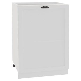 Szafka dolna ADELE D60 P/L biały