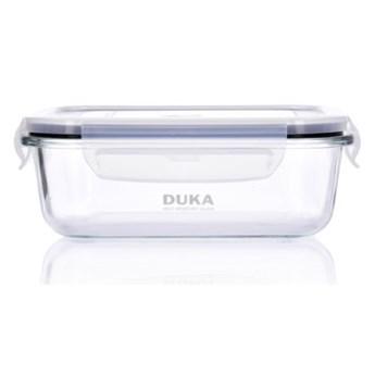 Pojemnik na żywność lunchbox DUKA KITCHEN 650 ml szkło