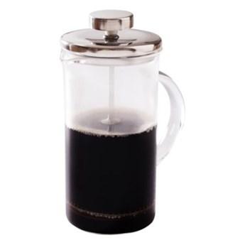 Dzbanek na kawę z zaparzaczem DUKA PRESS 350 ml szkło