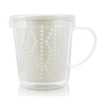 Kubek DUKA SCANDIC 400 ml szkło porcelana