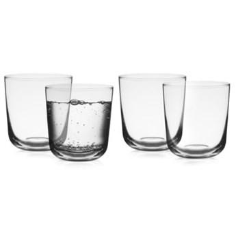 Zestaw 4 szklanek DUKA LIQUID 300 ml szkło