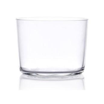 Świecznik DUKA ENKEL 8x6 cm transparentny szkło