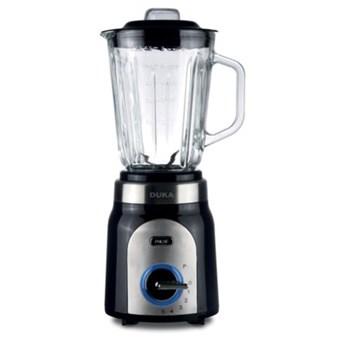 Blender kielichowy z akcesoriami DUKA BOSSE 1500 ml czarny