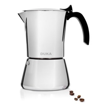 Kawiarka ciśnieniowa na 6 filiżanek DUKA TRYCK PRO