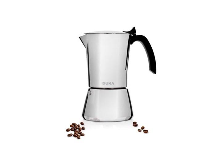 Kawiarka ciśnieniowa na 10 filiżanek DUKA TRYCK PRO Kategoria Kawiarki i kafetery Stal Kolor Srebrny