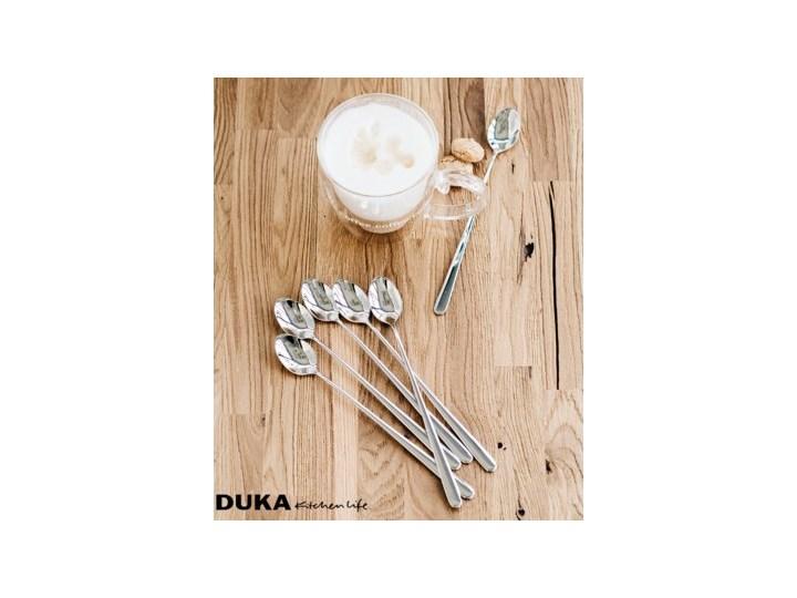 Zestaw sztućców DUKA TROPEA 36 elementów stal nierdzewna Kategoria Komplety sztućców Kolor Srebrny