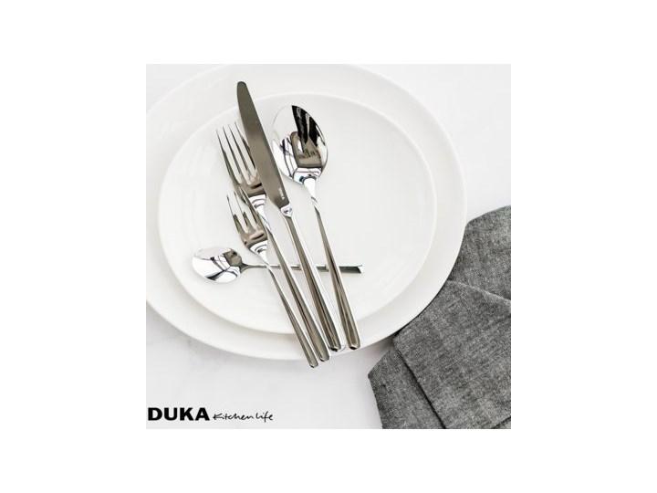 Zestaw sztućców DUKA TROPEA 36 elementów stal nierdzewna Kategoria Komplety sztućców