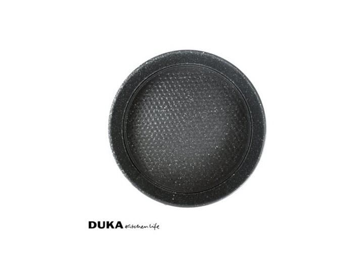 Tortownica DUKA GOTA BAKE 24 cm stal węglowa Tortownice Kategoria Formy i foremki Kolor Szary