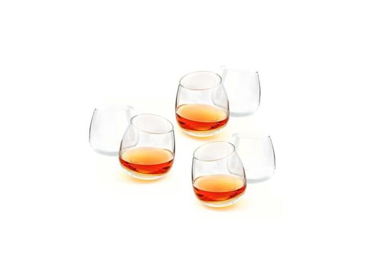 Zestaw bujanych szklanek DUKA JOY 6 sztuk 300 ml szkło