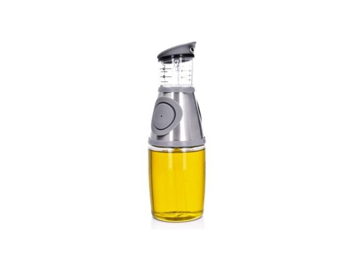 Butelka na oliwę z dozownikiem i miarką DUKA OLLI 300 ml szkło