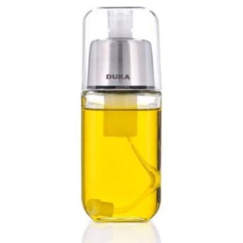Butelka na oliwę z atomizerem DUKA OLLI 200 ml szkło
