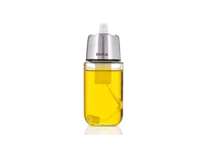 Butelka na oliwę z atomizerem DUKA OLLI 200 ml szkło Pojemnik na ocet i oliwę Kategoria Przyprawniki