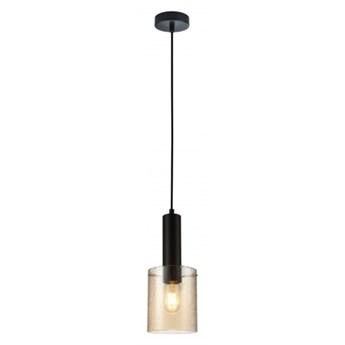 Sardo Rain PND-5581-1-BK+RNAMB LAMPA WISZĄCA NOWOCZESNA SZKŁO ITALUX