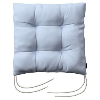 Siedzisko Jacek na krzesło, pastelowy niebieski, 38 × 38 × 8 cm, Loneta