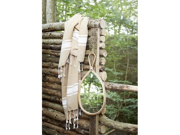 Madam Stoltz - Ręcznik kąpielowy Striped 100x180 cm Bawełna Kategoria Ręczniki