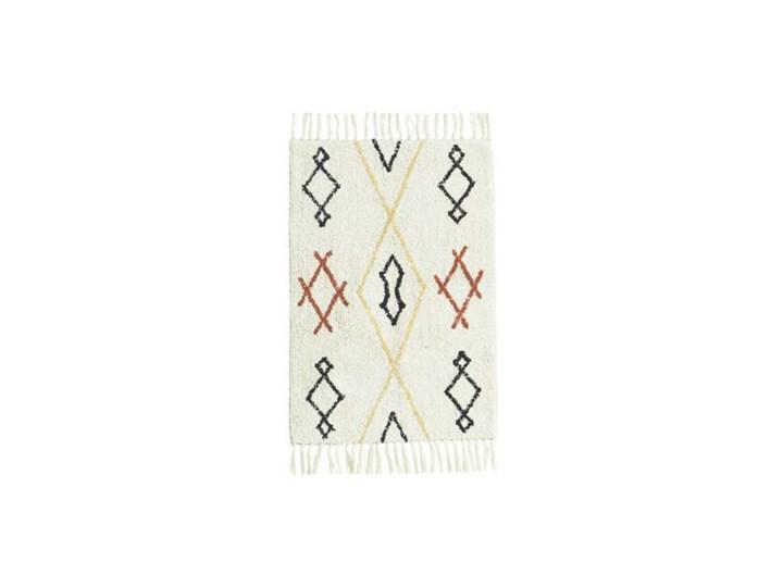 Madam Stoltz - Dywanik łazienkowy 60x90 Bawełna 60x90 cm Prostokątny Kategoria Dywaniki łazienkowe