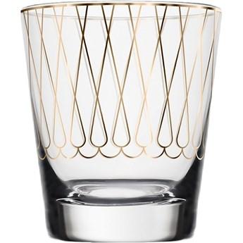 Świecznik na tealight First Gold 001, proj. M. Młoczkowski, VOLA