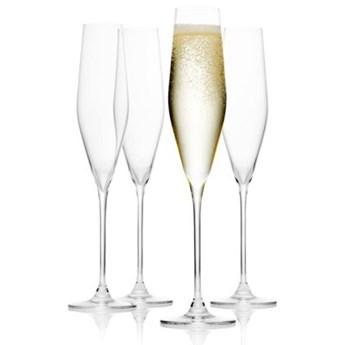 Kieliszki do szampana DUKA SWAN 4 sztuki 200 ml szkło