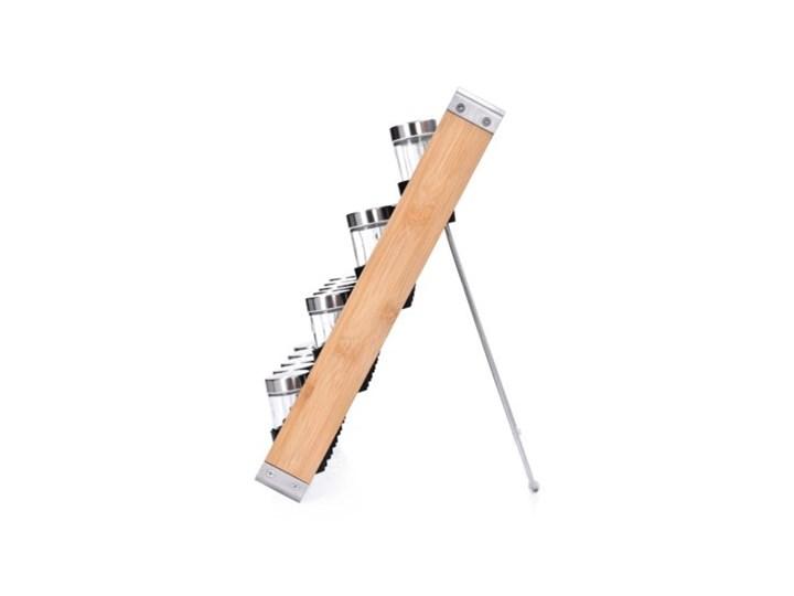 Stojak na przyprawy 2w1 DUKA KRYDDA 20 słoiczków drewno Zestaw do przypraw Kategoria Przyprawniki