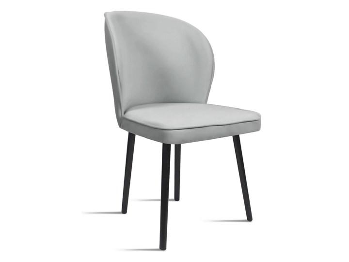 Bettso Krzesło RINO jasny szary / PA05 Wysokość 46 cm Drewno Szerokość 87 cm Głębokość 60 cm Tkanina Tapicerowane Szerokość 54 cm Wysokość 87 cm Głębokość 47 cm Styl Nowoczesny