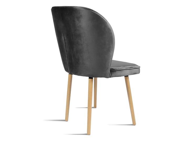 Bettso Krzesło RINO ciemny szary / PA06 Głębokość 60 cm Głębokość 47 cm Wysokość 87 cm Tkanina Szerokość 54 cm Drewno Pomieszczenie Jadalnia Szerokość 87 cm Wysokość 46 cm Kategoria Krzesła kuchenne