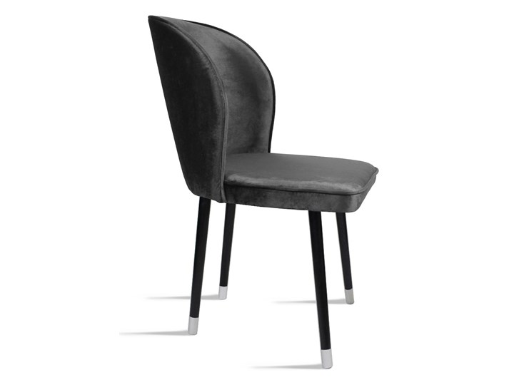 Bettso Krzesło RINO ciemny szary / PA06 Wysokość 87 cm Głębokość 60 cm Głębokość 47 cm Tkanina Szerokość 87 cm Drewno Szerokość 54 cm Wysokość 46 cm Kategoria Krzesła kuchenne