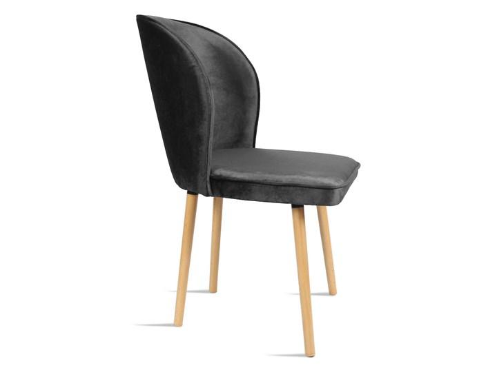 Bettso Krzesło RINO ciemny szary / PA06 Głębokość 60 cm Wysokość 46 cm Wysokość 87 cm Głębokość 47 cm Szerokość 87 cm Drewno Tkanina Szerokość 54 cm Pomieszczenie Jadalnia