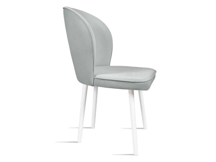Bettso Krzesło RINO jasny szary / PA05 Wysokość 46 cm Wysokość 87 cm Głębokość 47 cm Głębokość 60 cm Szerokość 87 cm Tapicerowane Styl Nowoczesny Szerokość 54 cm Tkanina Drewno Kategoria Krzesła kuchenne