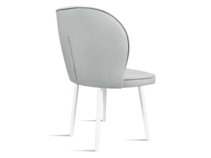 Bettso Krzesło RINO jasny szary / PA05 Drewno Głębokość 60 cm Wysokość 87 cm Głębokość 47 cm Styl Nowoczesny Tapicerowane Tkanina Wysokość 46 cm Szerokość 54 cm Szerokość 87 cm Kategoria Krzesła kuchenne