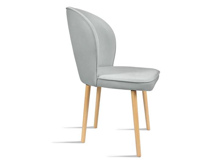 Bettso Krzesło RINO jasny szary / PA05 Szerokość 87 cm Głębokość 60 cm Tapicerowane Głębokość 47 cm Szerokość 54 cm Drewno Wysokość 87 cm Wysokość 46 cm Tkanina Styl Nowoczesny