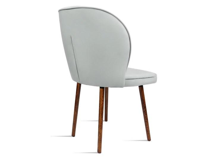 Bettso Krzesło RINO jasny szary / PA05 Szerokość 54 cm Szerokość 87 cm Tapicerowane Wysokość 46 cm Głębokość 47 cm Tkanina Drewno Styl Nowoczesny Wysokość 87 cm Głębokość 60 cm Kategoria Krzesła kuchenne