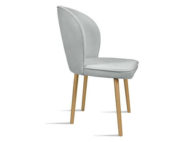 Bettso Krzesło RINO jasny szary / PA05 Szerokość 54 cm Głębokość 47 cm Tapicerowane Głębokość 60 cm Drewno Szerokość 87 cm Wysokość 46 cm Wysokość 87 cm Tkanina Styl Nowoczesny