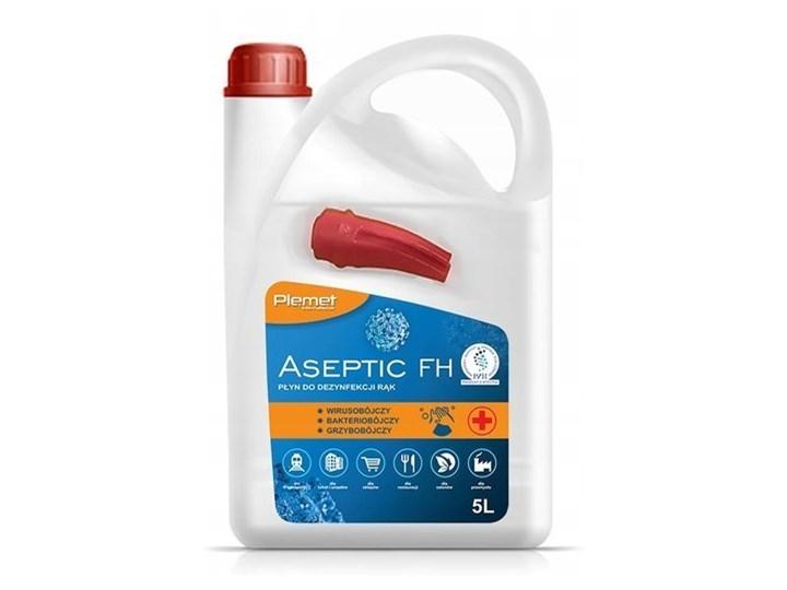 ASEPTIC FH płyn do szybkiej dezynfekcji rąk 5000 ml